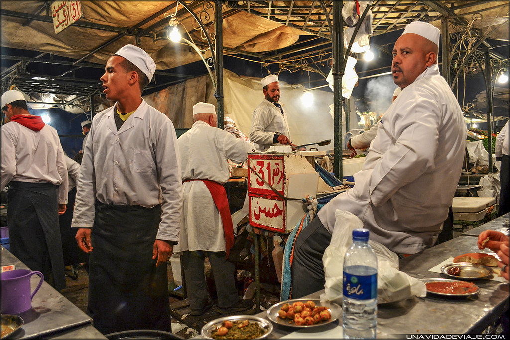 Marruecos sur Marrakech