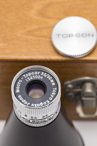 Macro-Topcor 3.5/30mm