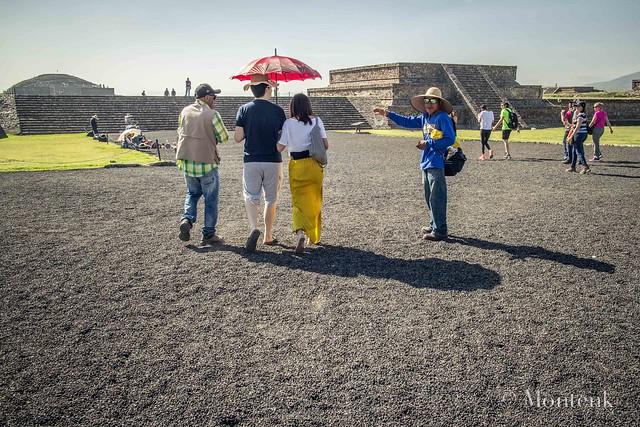 Teotihuacan III, Mexico (2015)