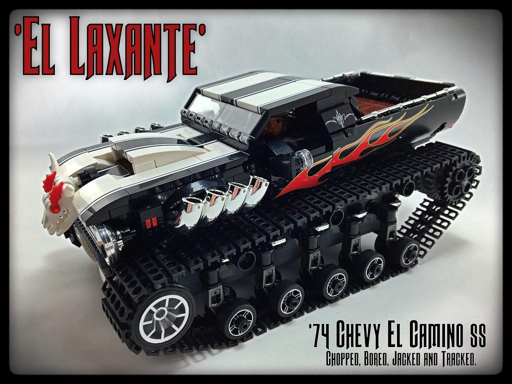 'El Laxante' - '74 Chevy El Camino SS