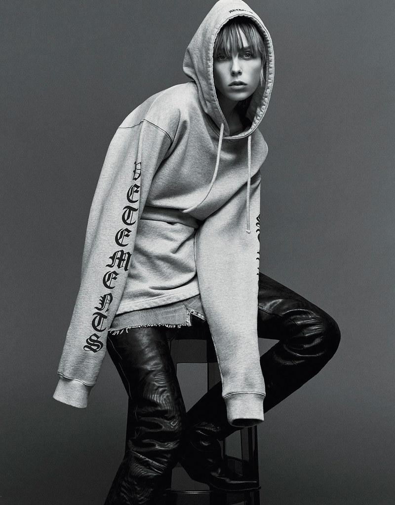 Эди Кэмпбелл — Фотосессия для «Vogue» JP 2016 – 5