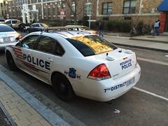 Washington DC Police