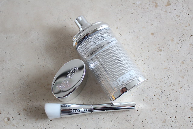 La Prairie Cellular Swiss Ice Crystal Transforming Cream review