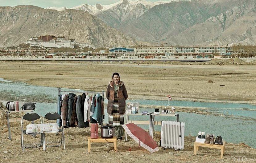 網購家當︰中國偏遠居民在淘寶買的所有物