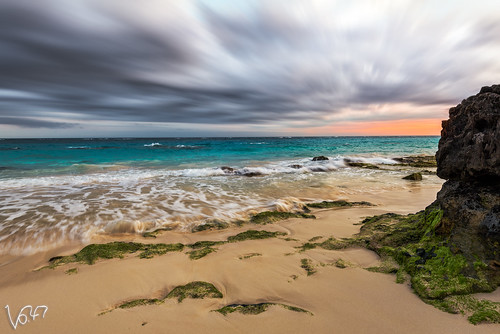 ocean sunset sea sky cloud beach rock landscape sand tide atlantic d750 bermuda