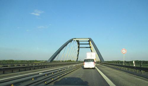Neue Saalebrücke