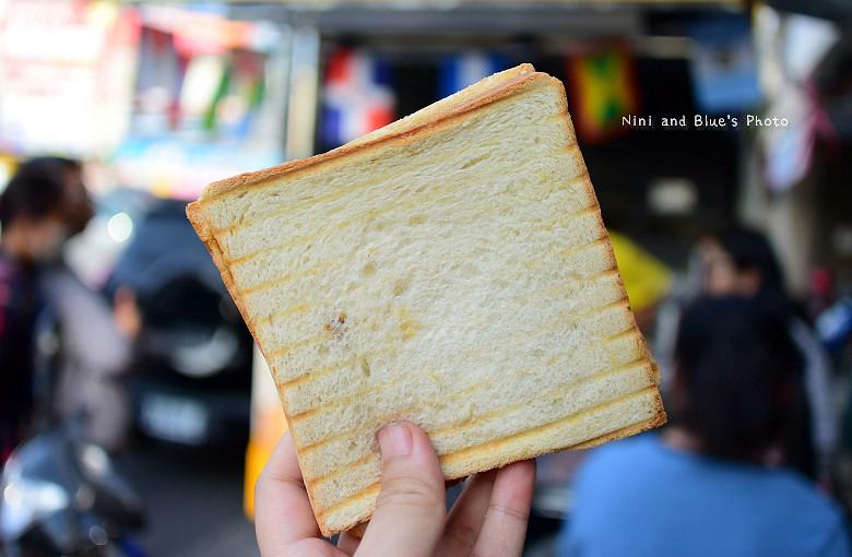 台中古巴三明治快餐車推薦15