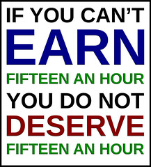 You Have to EARN It