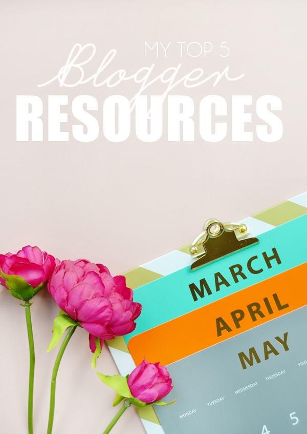 Top_5_blogger_resources