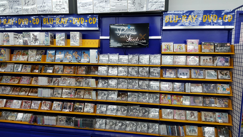 mbk animate bangkok shop dvd blue ray