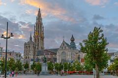 Antwerp Belgium Trolley