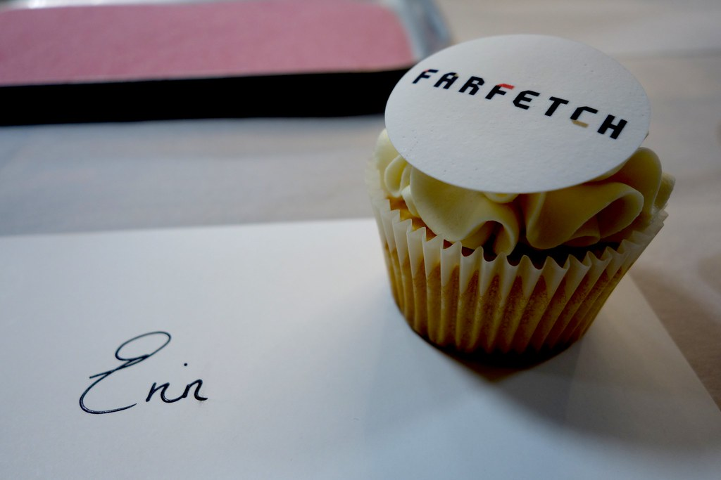 Cupcakes, Farfetch Curate Food