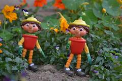 Bill n Ben - The Flowerpot Men