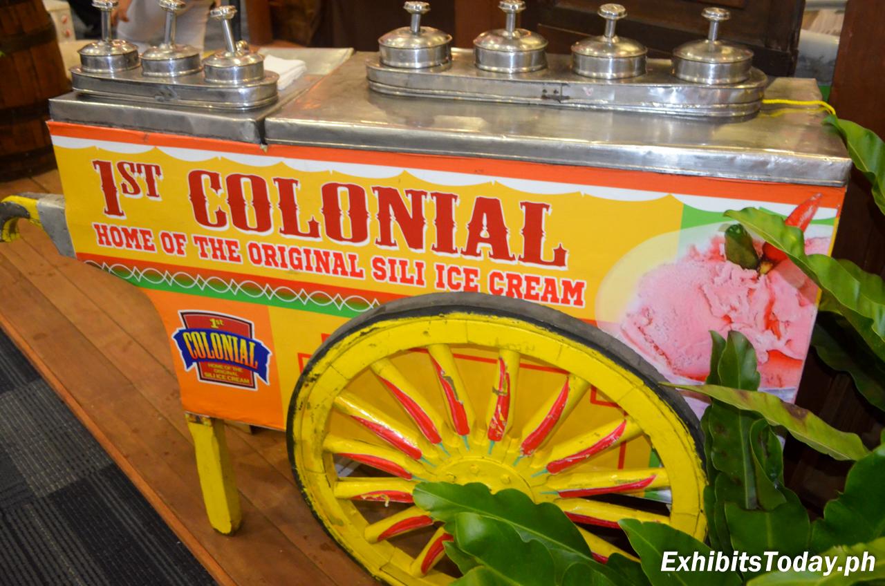 Sili Sorbetes Ice Cream
