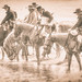 'Time Travelin Cowboys' by braniffelectra