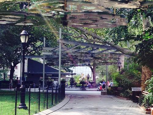 Madison Square Park. NYC aug2015. Nueva York