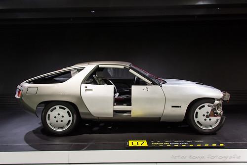 Porsche 960 P.E.S. Concept - 1980
