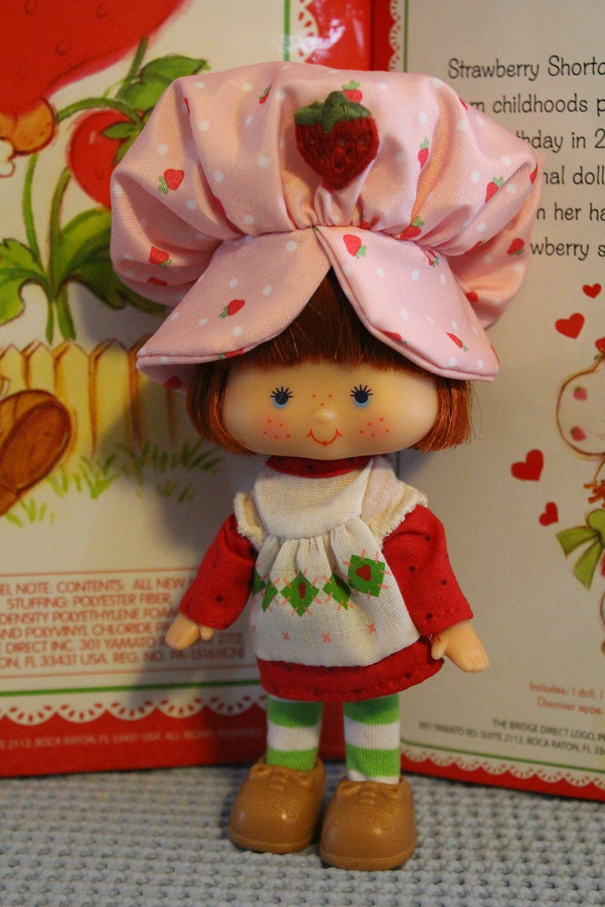35th Anniversary Strawberry Shortcake
