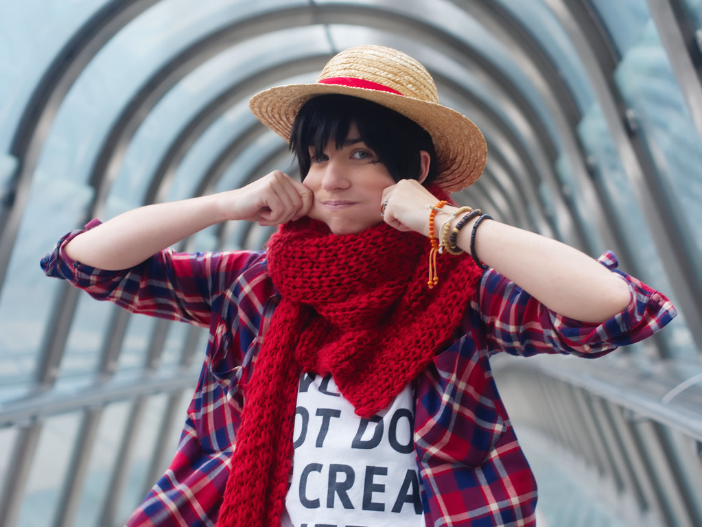 related image - Shooting Luffy - One Piece - La Défense - Paris - 2016-03-29- P1310140