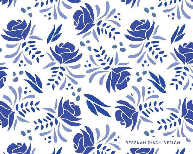 Pattern Camp florals2