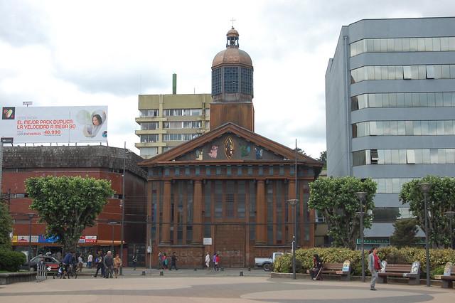 Nuestra Señora del Carmen, Puerto Montt, Chile