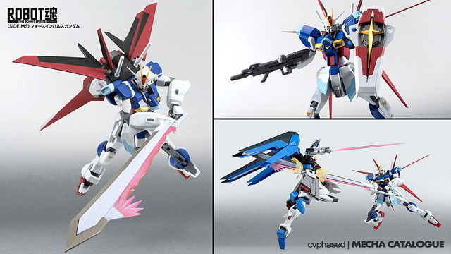 ROBOT Damashii <Side MS> Force Impulse Gundam