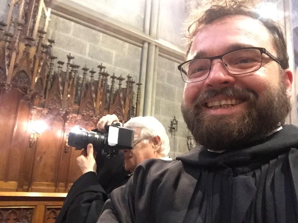 Erstprofess Frater Thiëmo, Stift Admont