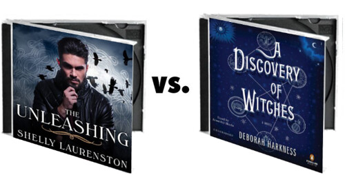 the Unleashing vs A Discovery of Witches