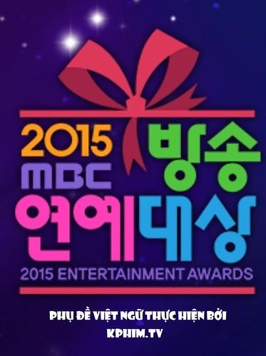 Lễ Trao Giải MBC 2015 (2015)