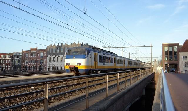 Amersfoort Koppelpoort, SGMm III sprinter NS trein