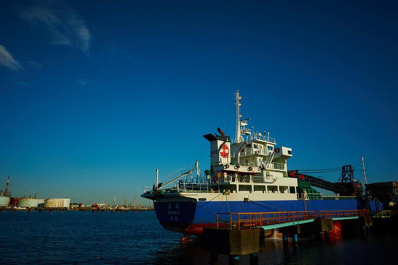 Yokohama High Contrast  December - A6000