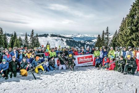 Test lyží - Worldskitest 2015: velká show azajímavé poznatky