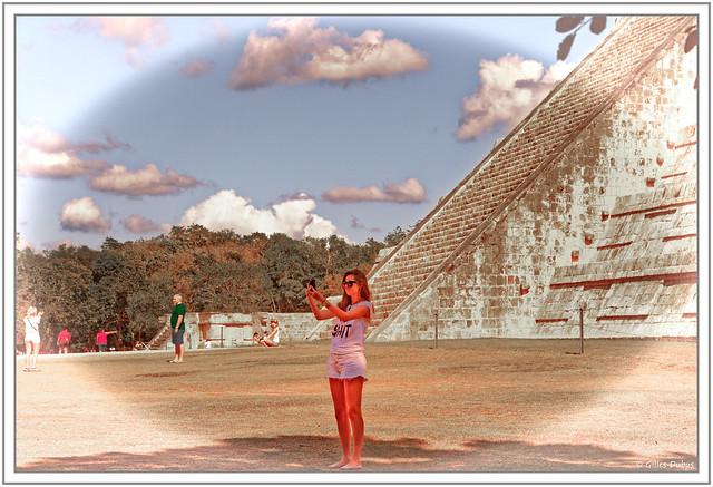 Selfie mexicain