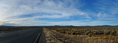 travel roadtrip newmexico usa landscape sunset road wideview panorama outdoor sky cloud clouds highway landscapes