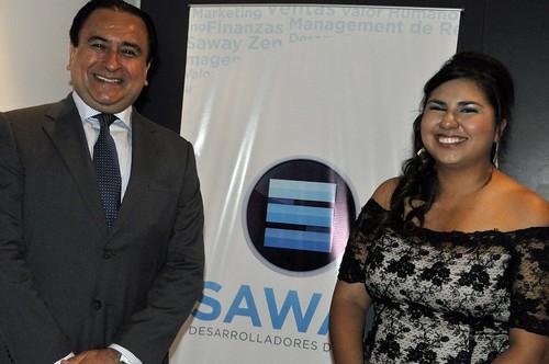 Presentación de Consultoría Saway en el CBC
