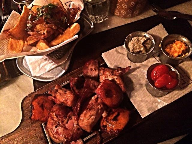 ChickenatLaCabrera