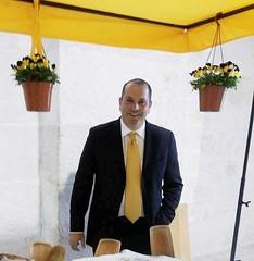 Il Segretario di sezione della Coldiretti, Domingo Colapietro