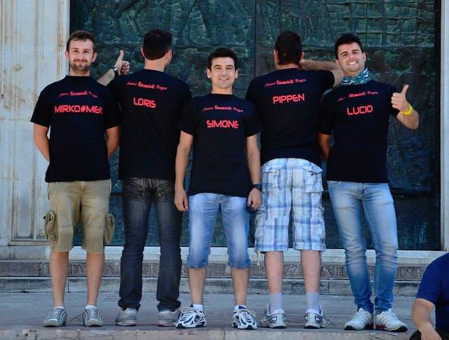 Vespa Club Orvieto