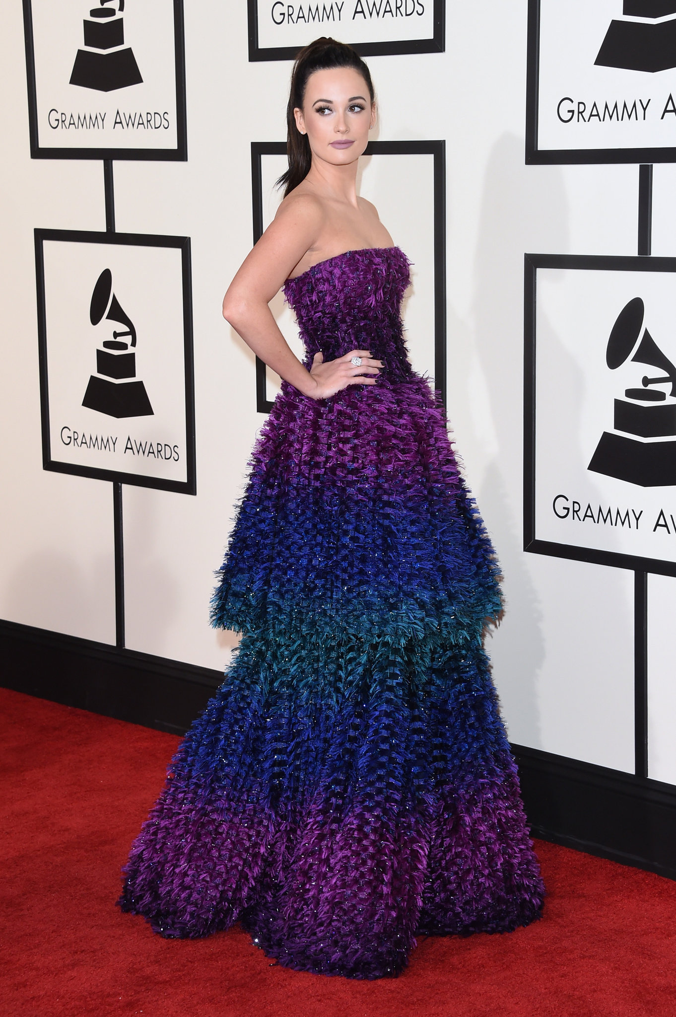 Kacey Musgraves Grammys 2016 Best Dressed Celebrities