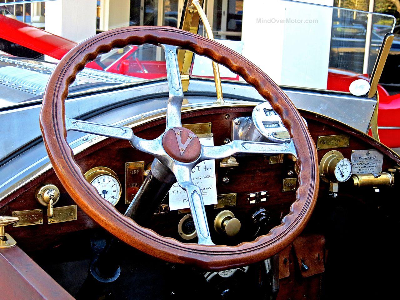 Rolls Royce Thunderbolt V12 Custom Amelia Island 11