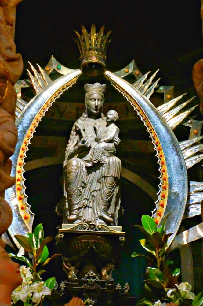 Madonna of Solsona