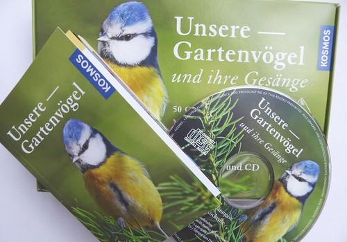 Unsere Gartenvögel und ihre Gesänge - Kosmos-Buch