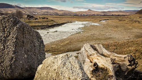 river landscape paul romania rau bacau peisaj românia onesti slobozia bacău onești tazlău