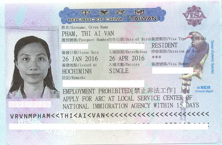 Học sinh đạt học bổng du học Đài Loan khóa tháng 02/2016 5
