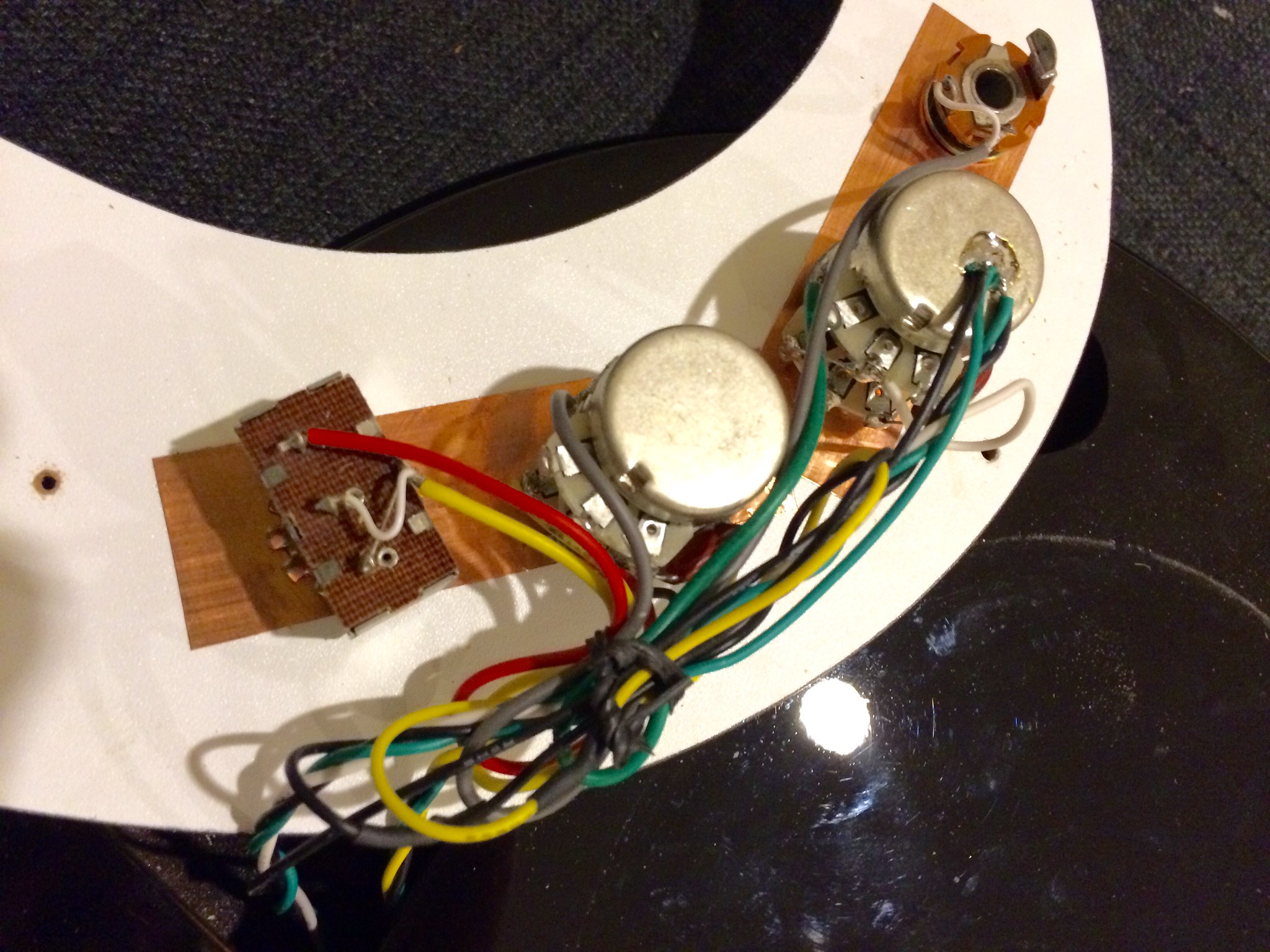Switch Help  Danelectro