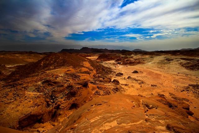 Timna-Park - Negev-Desert - Israel