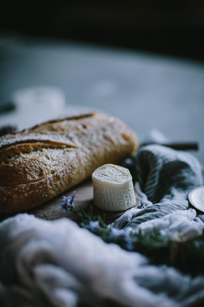 Honey, Rosemary, Walnut, & Bijou Grilled Cheese by Eva Kosmas Flores   Adventures in Cooking