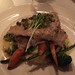 Veal piccata at Vivace in Belmont