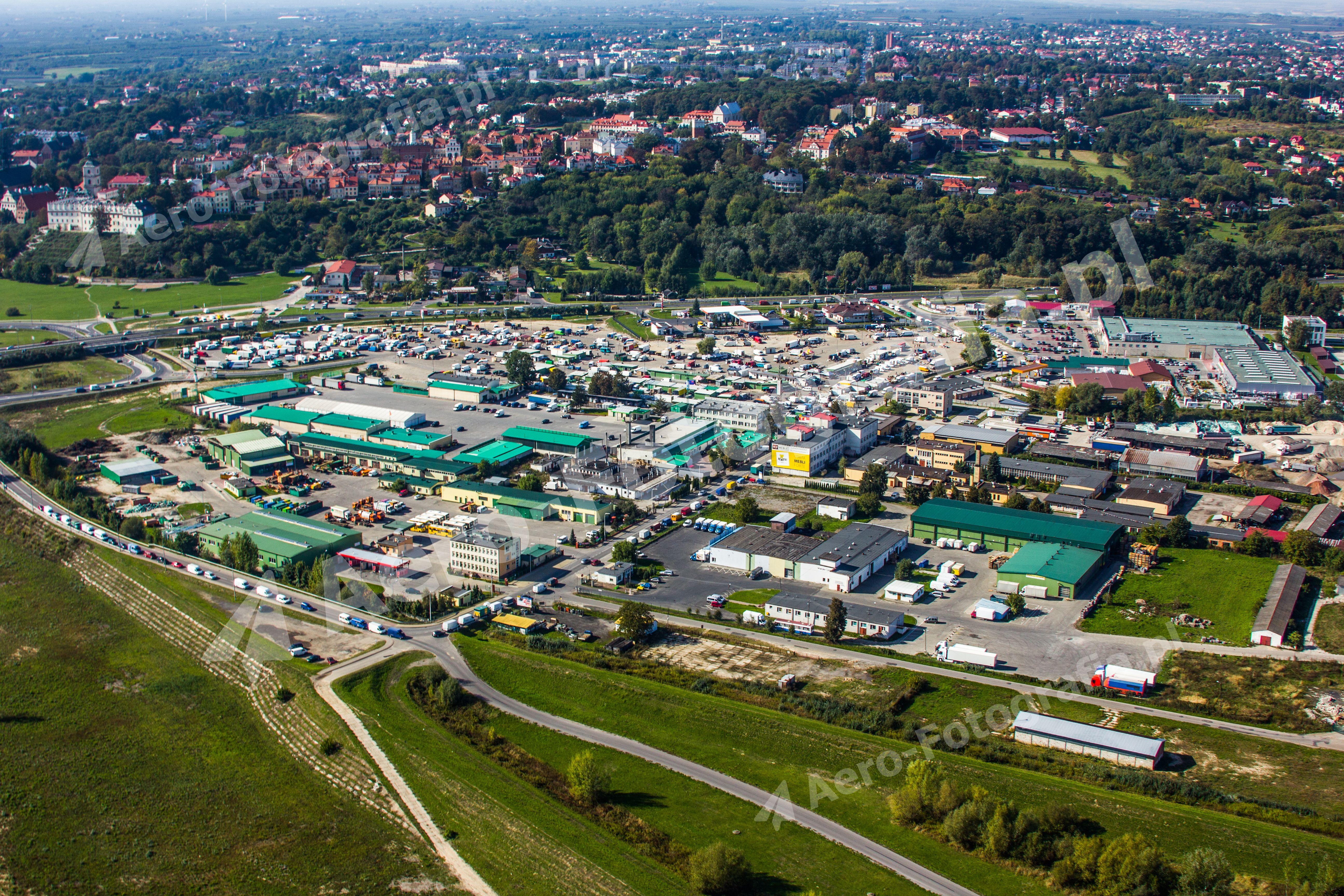 Sandomierz - giełda