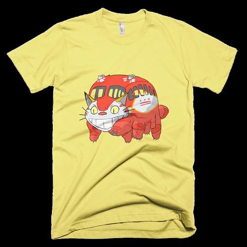 cat streetcar shirt
